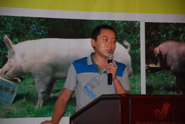 我司育种经理讲述如何通过使用测定过的种猪来提高猪场效益