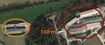 <p>Figure 1. Bird's-eye view of the farm.</p>