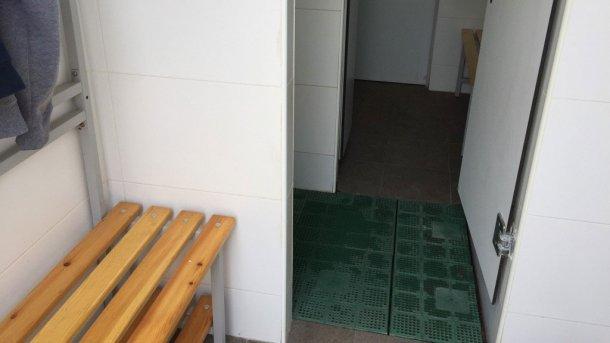 图5。通过淋浴区进行物理隔离。由Jordi Balp提供
