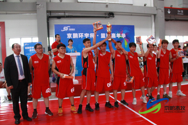 六马龙腾队获得了本次比赛的季军称号